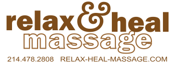 relax-heal-massage.com 214-478-2808 The best massage in Addison and Dallas.